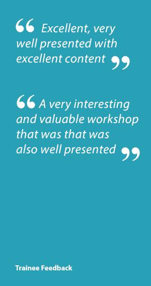 Positive testimonials to Child Autism UK Training